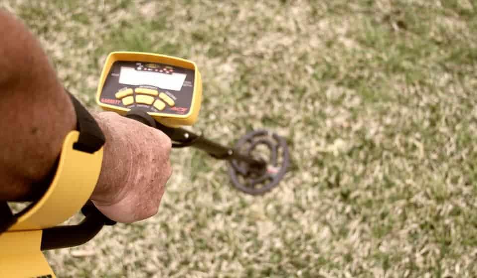 Garret Metal Detector